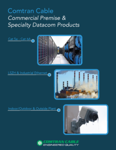 Datacom Trifold Print View 1