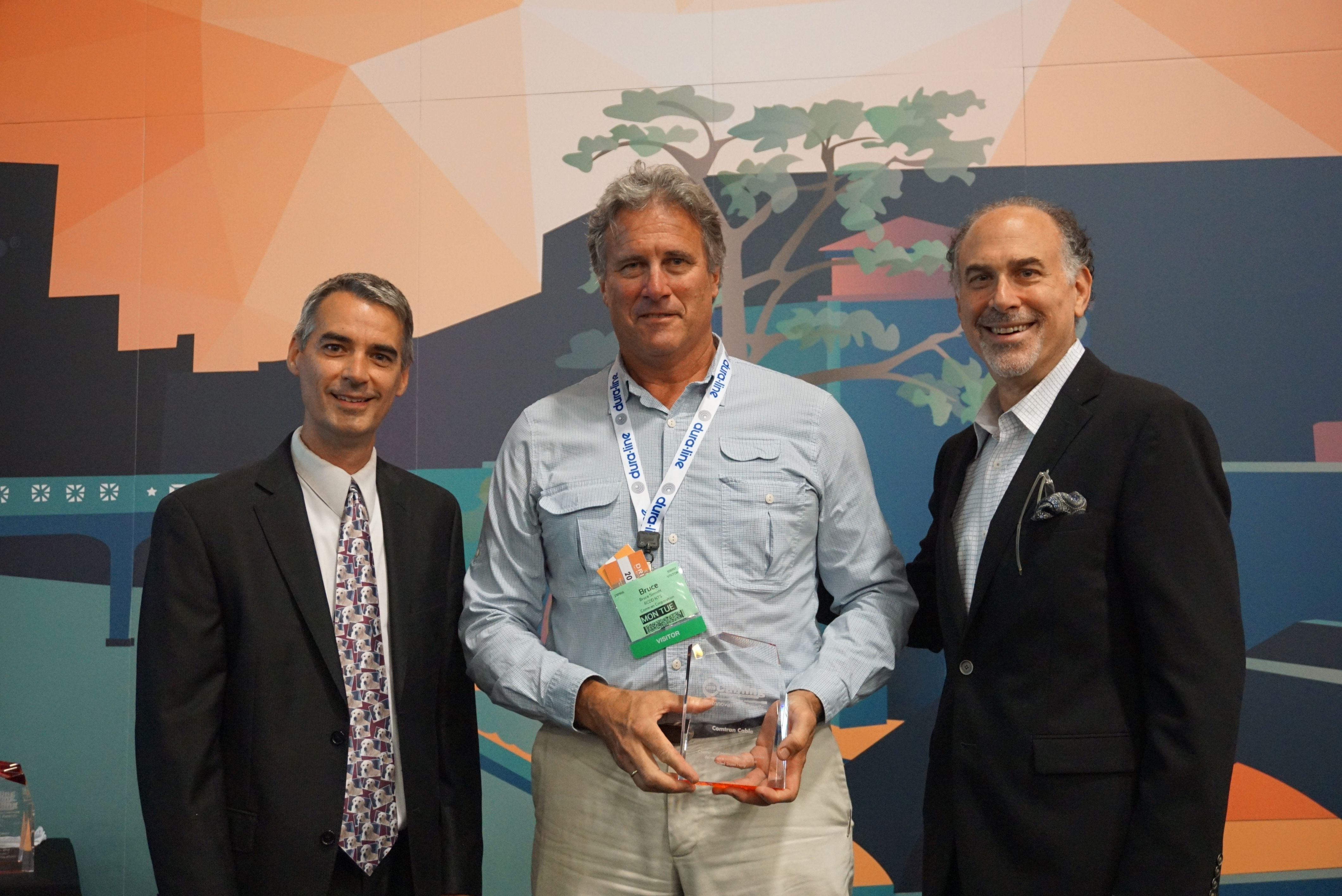PRESS RELEASE: Comtran Honored by Cabling Installation & Maintenance ...