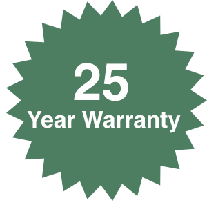 Comtran's 25-Year Warranty