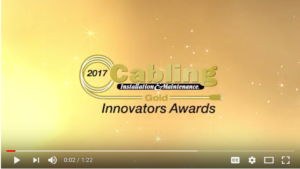 Comtran the receives gold innovators award