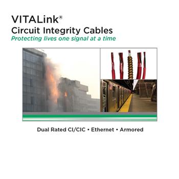 Vitalink 174 2 Hour Ci Cic Brochure Comtran Cable